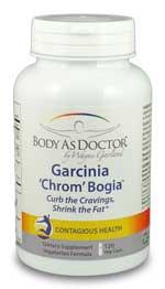Garcinia Chrom-Bogia weight loss supplement