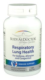 Respiratory Lung Health - Breathe Easier
